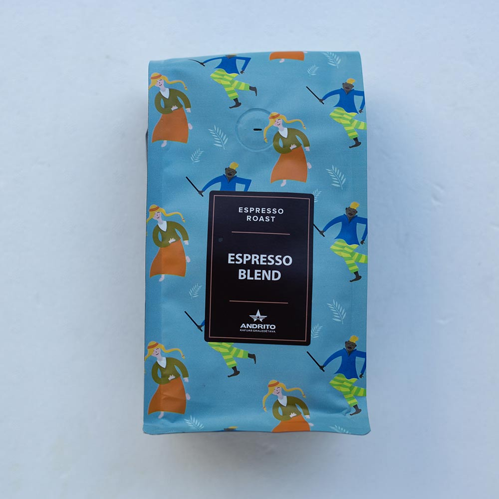 Kafijas pupiņas ESPRESSO NR.1 250g