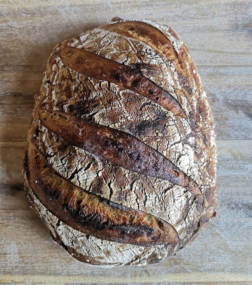 Svaigi cepta maize 500g