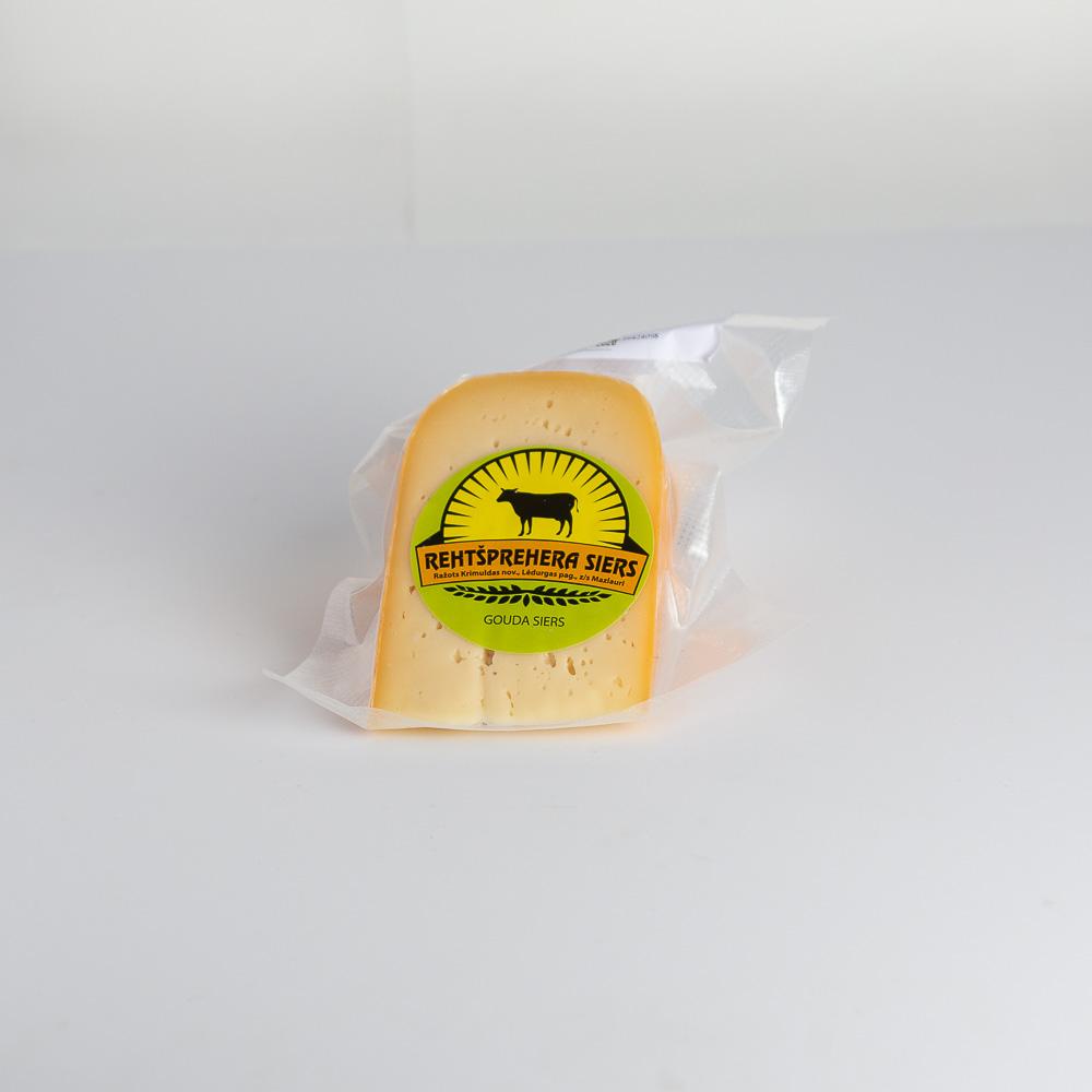 Rehtšprehera siers Gouda (šķēle)