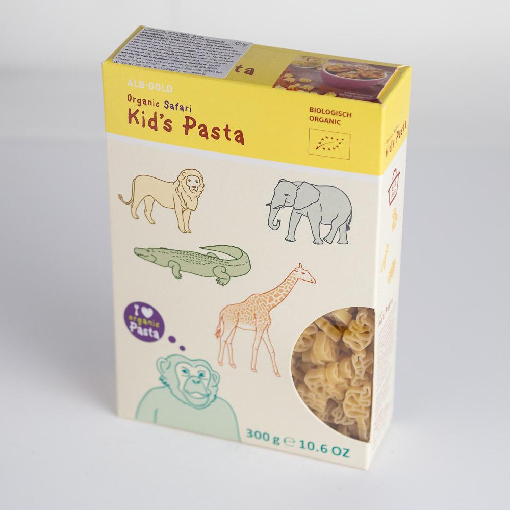 "BIO Pasta ""SAFARI"" bērniem 200g"