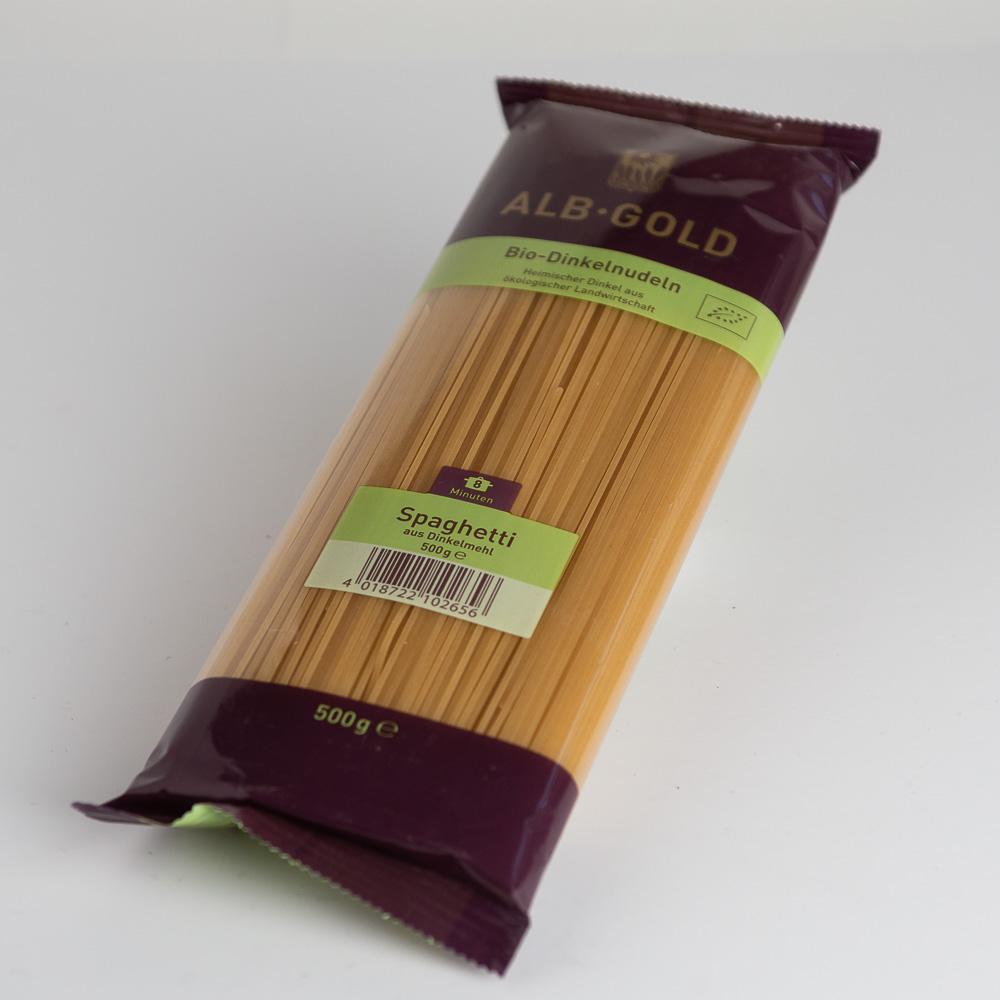 BIO Pasta Speltas spaghetti 500g