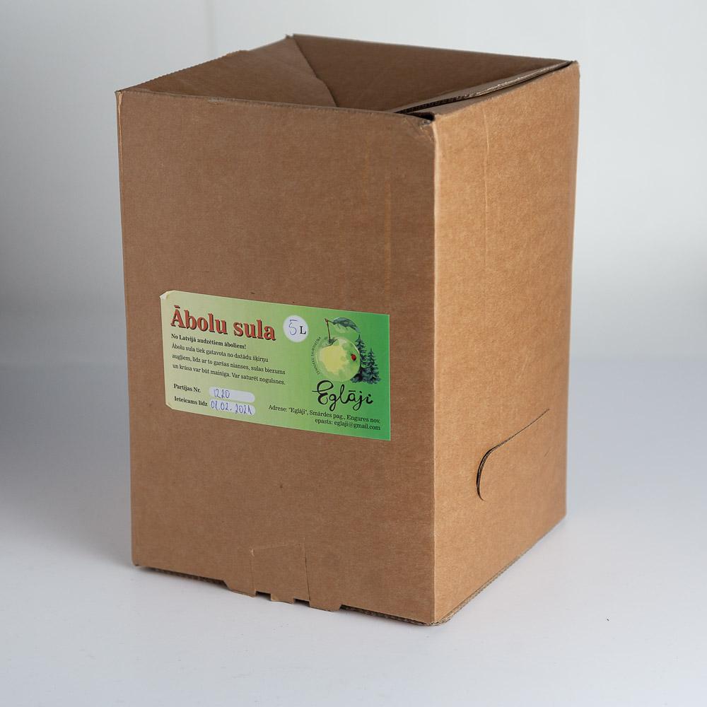 Ābolu sula 5L