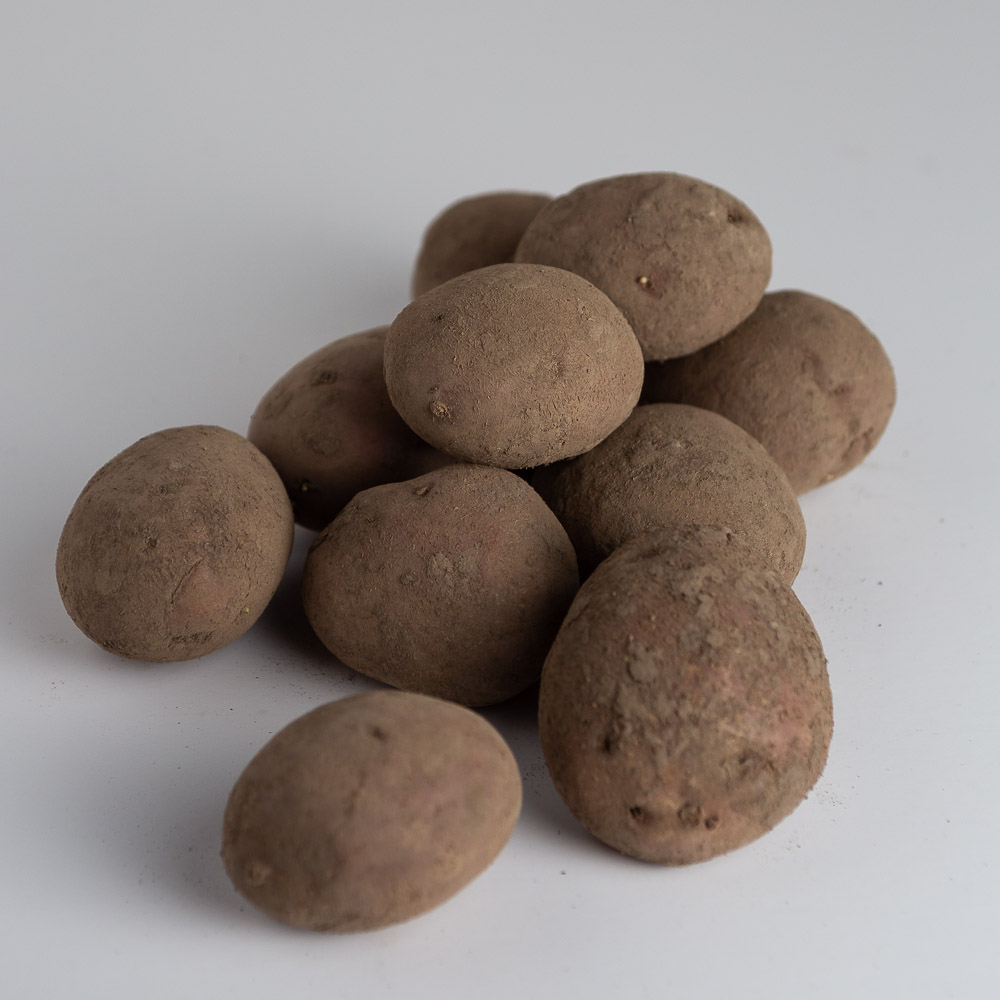 Kartupeļi sarkanie Laura 1kg