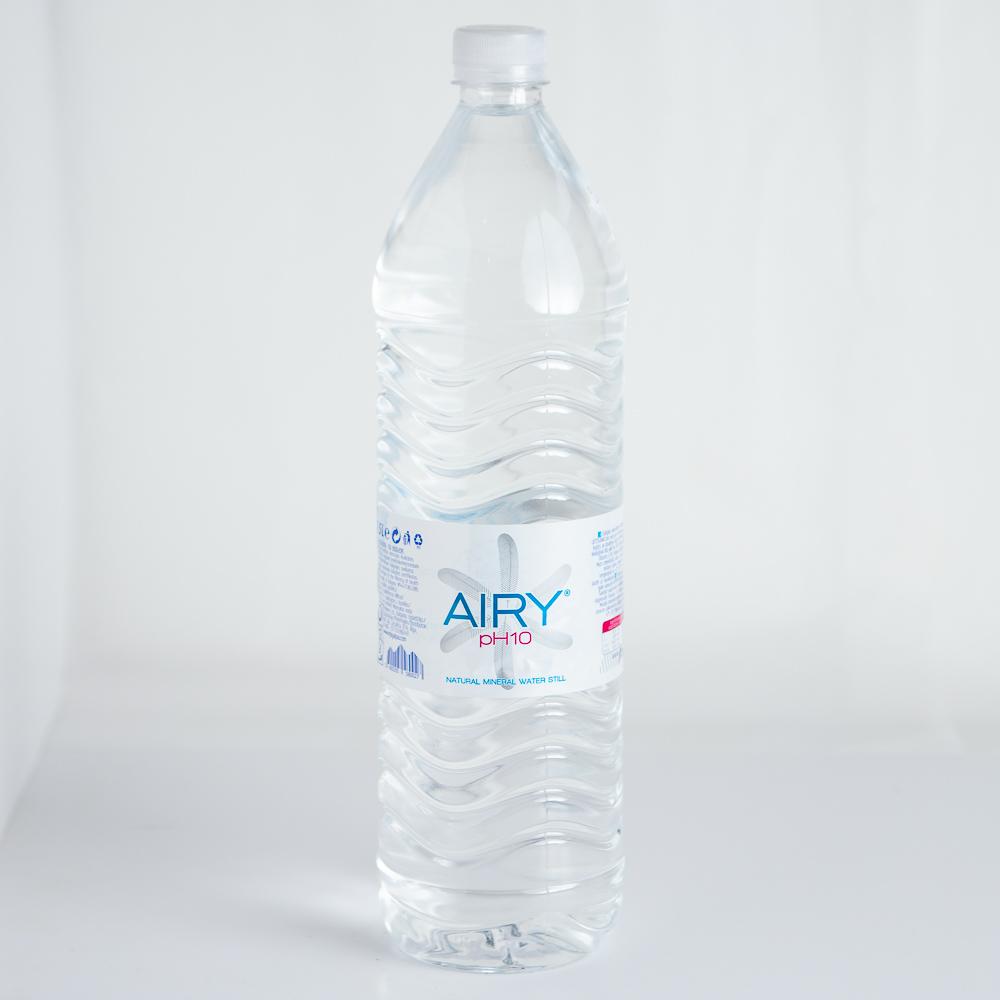 """Dabīgs minerālūdens """"AIRY Ph10"""" 1.5L"""