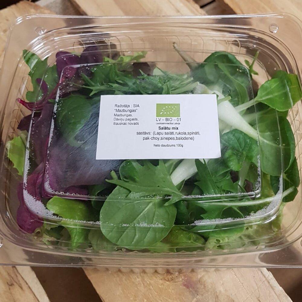 BIO Salātu mix