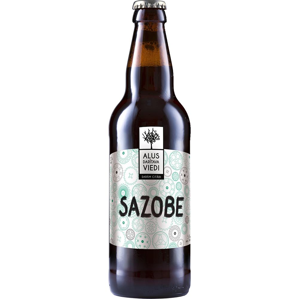 """Viedi """"SAZOBE"""" alus 5.8% 500ml"""
